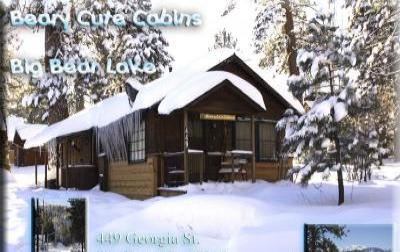 VacationsFRBO Big Bear Lake Vacation Rentals Property ID 21334 Big Bear Lake Cabin
